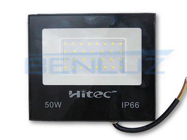 Refletor de LED Mini Ligth 50W Branco Frio Ip66