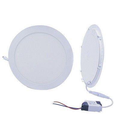 Luminária Painel Plafon LED 32W de Embutir 30x30 Branco Frio