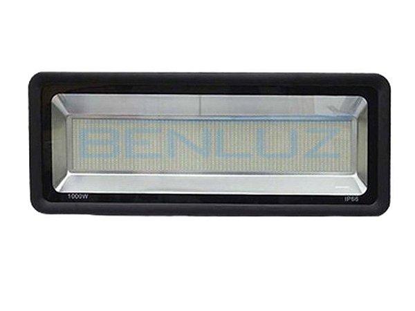 Refletor Holofote De LED 1000W - Branco Frio A Prova d'água