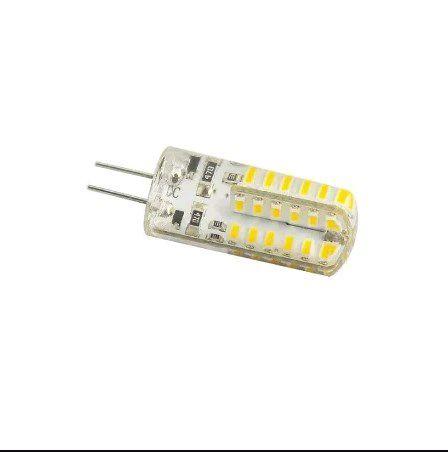Lâmpada G4 2W - Branco Quente 12v