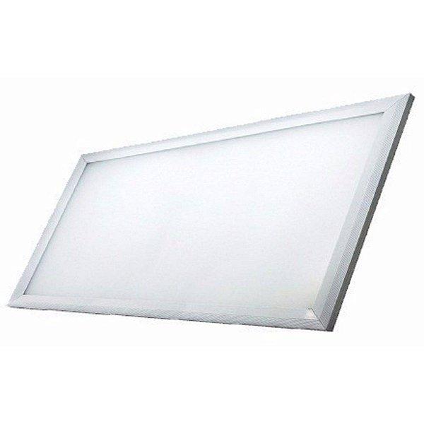 Luminária Comercial de Embutir com Difusor - Led 4 x 18W - 60 cm X 120 cm