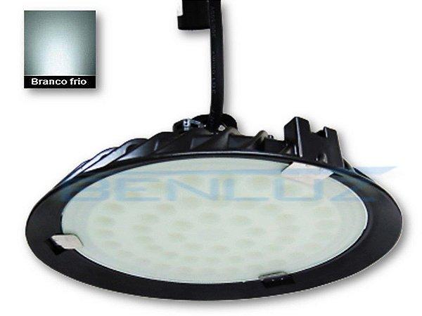 Luminária LED 50W UFO Industrial High Bay Branco Frio