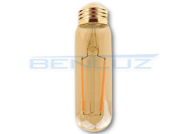 Lâmpada LED 40W T32 Filamento Carbono 220V