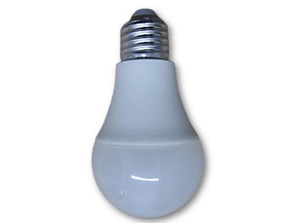Lâmpada Bulbo LED 8W - Branco Frio (com Inmetro)