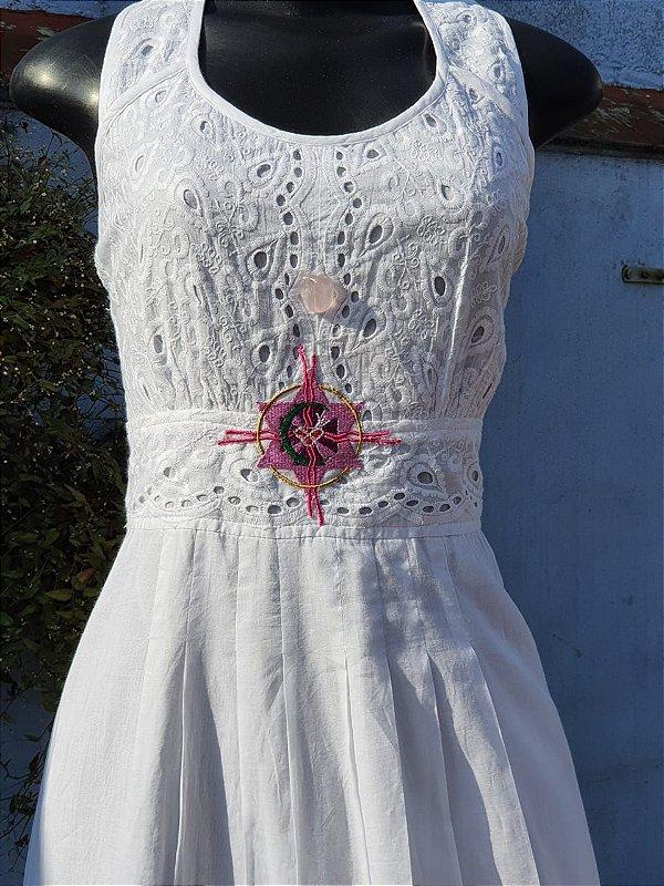 Vestido Paz universal Branco (modelo único) M
