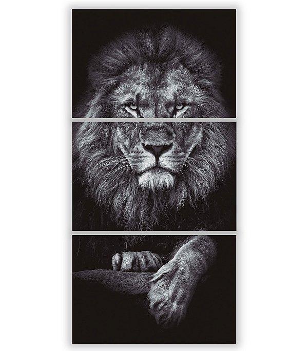 Mosaico O Rei da Selva