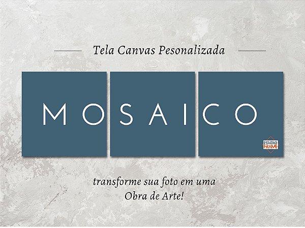 Personalizado Mosaico Quadrado
