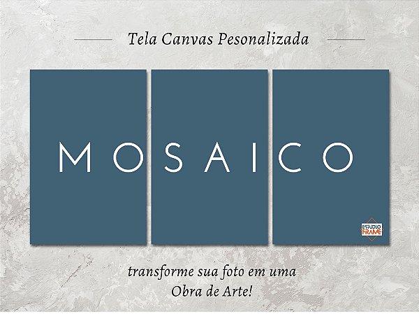 Personalizado Mosaico Retangular
