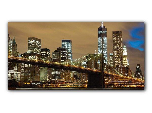 Panorâmico Ponte do Brooklyn