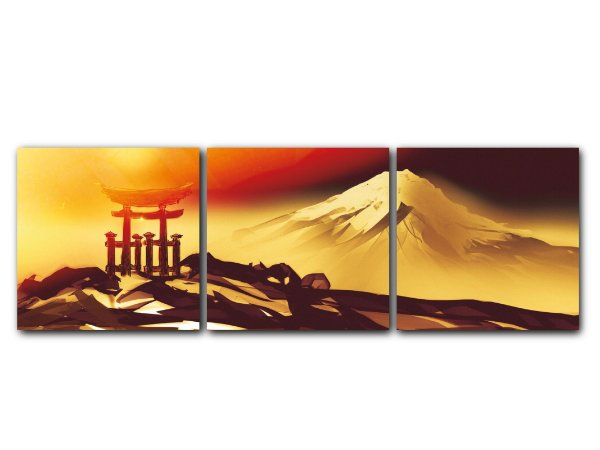 Mosaico Montanha Oriental