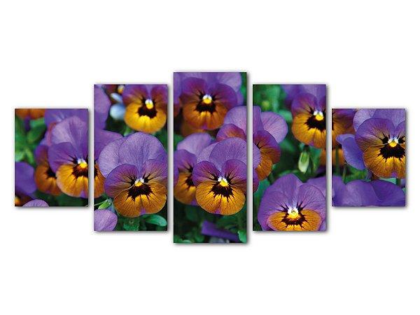 Mosaico Violetas