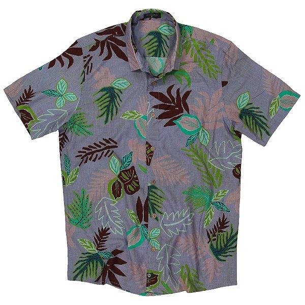 Camisa Estampa Costa Rica