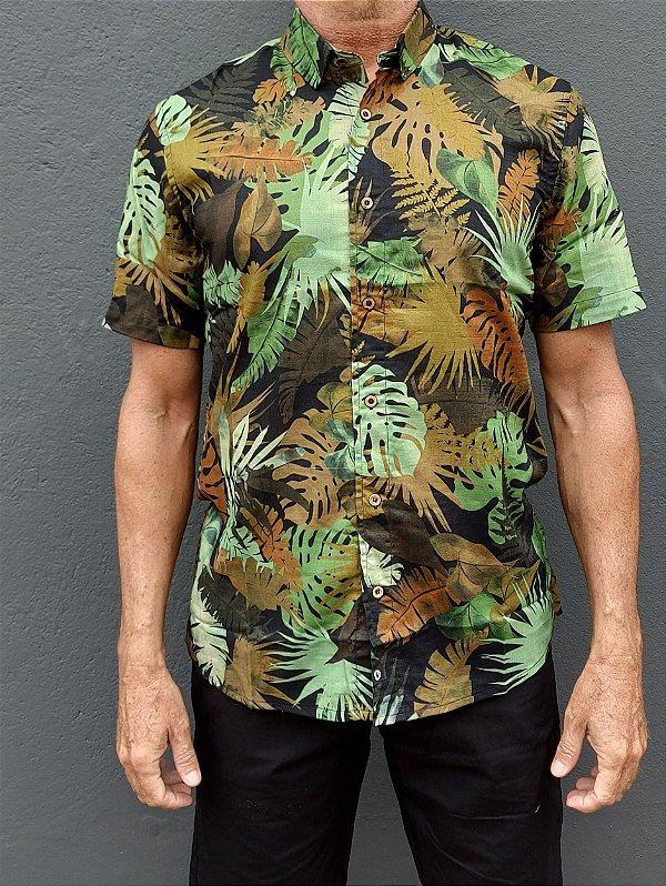 Camisa MC - El Salvador