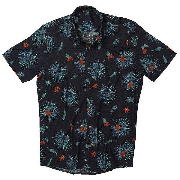 Camisa Estampa El Salvador