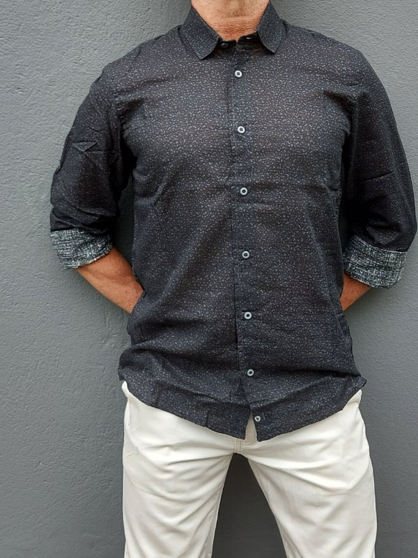 Camisa ML Respingos