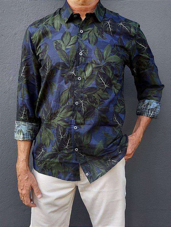 Camisa ML Trópicos