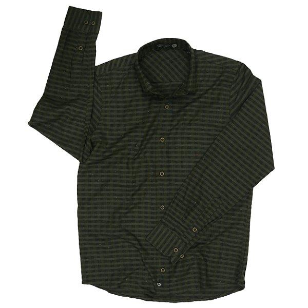 Camisa Manga Longa Xadrez Trade