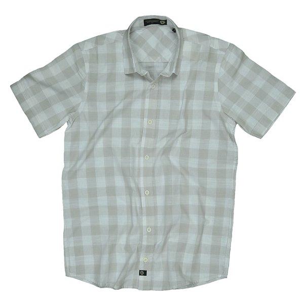 Camisa Cambraia Xadrez  Worker