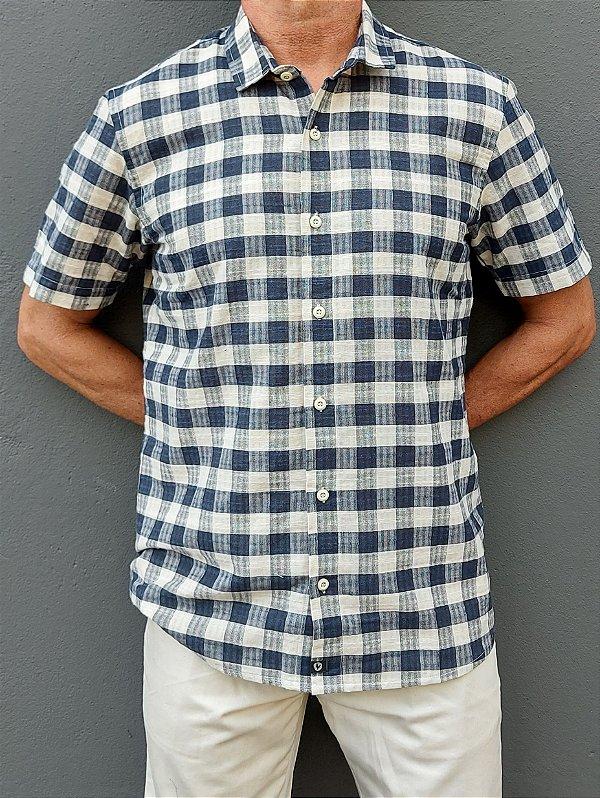Camisa MC - Xadrez Trade