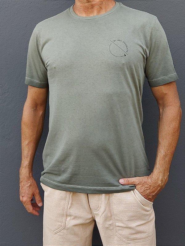 Camiseta Dry Color Eco - Básica