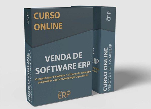 """Curso online """"Venda de Software ERP"""""""