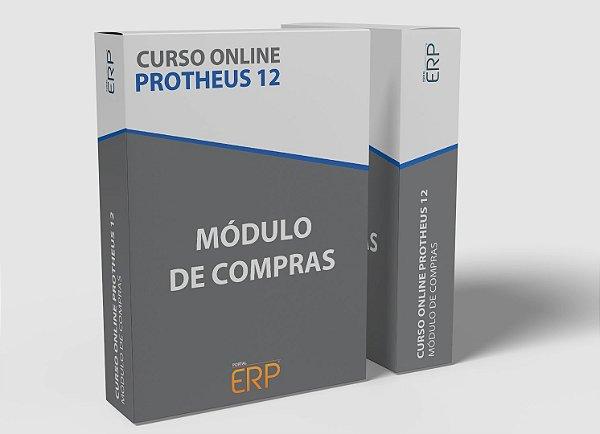 "Curso online ""Protheus 12 - Módulo de Compras"""