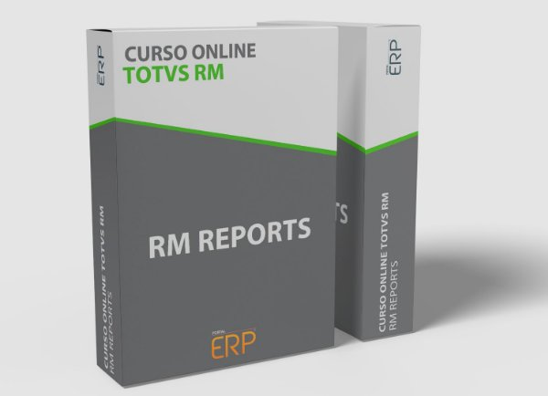 "Curso online ""Totvs RM - RM Reports"""
