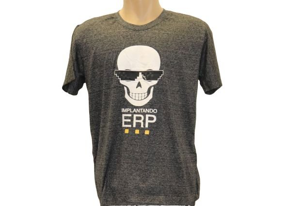 "Camiseta ""Implantando ERP"""