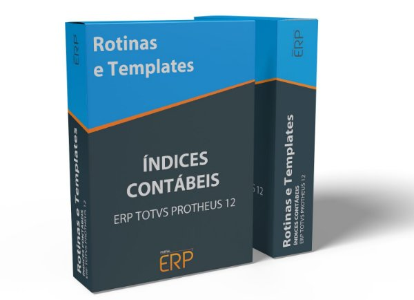 Índices Contábeis | ERP TOTVS Protheus 12