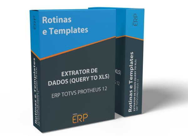 Extrator de Dados (query to XLS) | ERP TOTVS Protheus 12