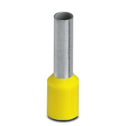 Terminal tubular - AI 4 -10 GY (caixa c/100)