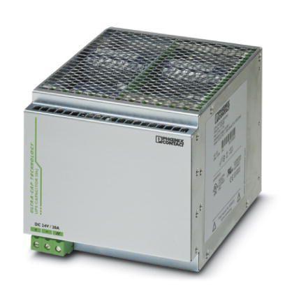 Acumulador de energia - UPS-CAP/24DC/20A/20KJ