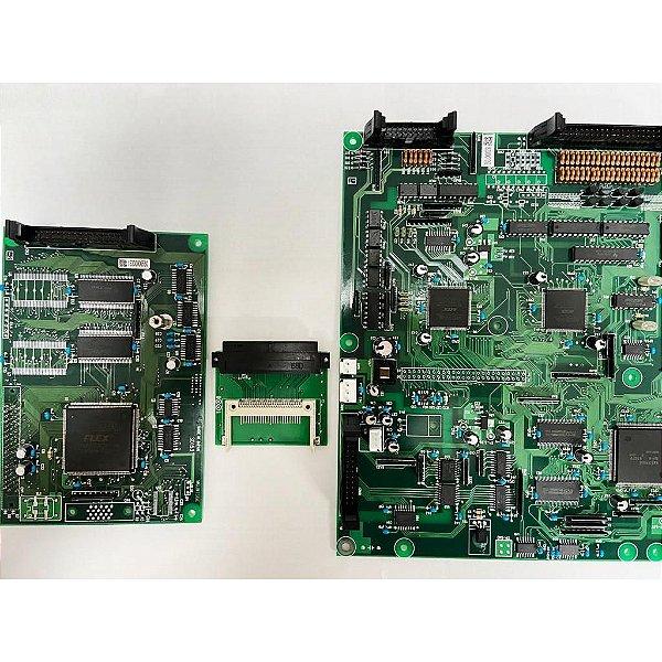 PLACA PARA CPU SD 152 + PLACA DE VIDEO SD 153 INJETORA CLF