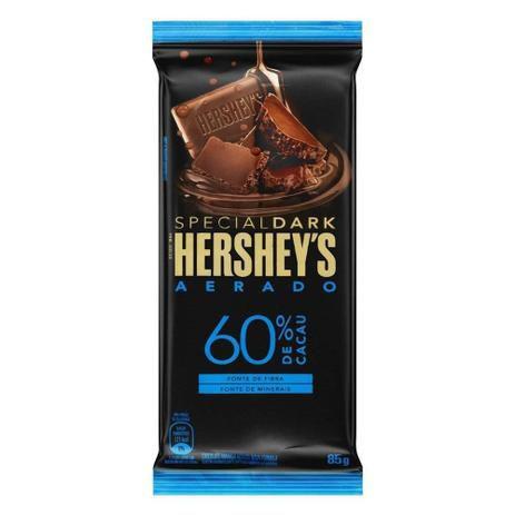 CHOCOLATE SPECIAL DARK AERADO 85G - HERSHEYS