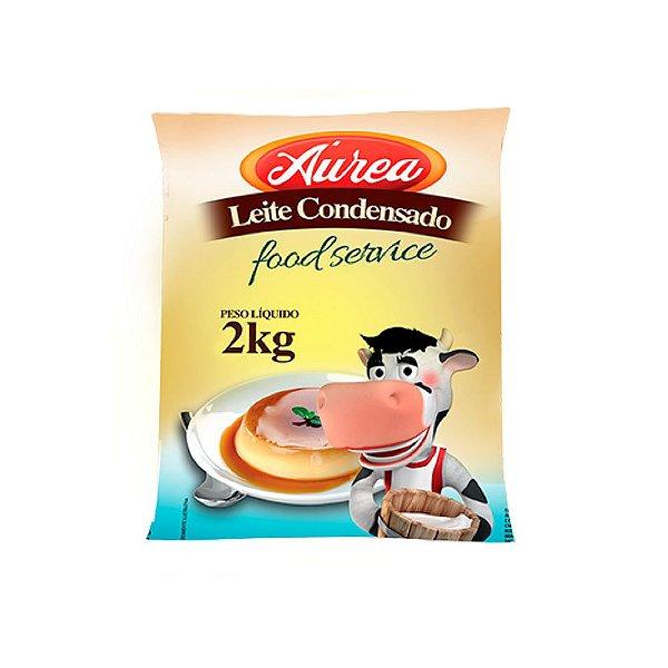 LEITE CONDENSADO 2KG - AUREA