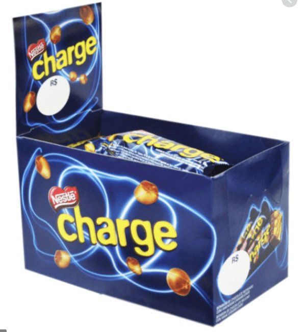Chocolate Charge Nestlé