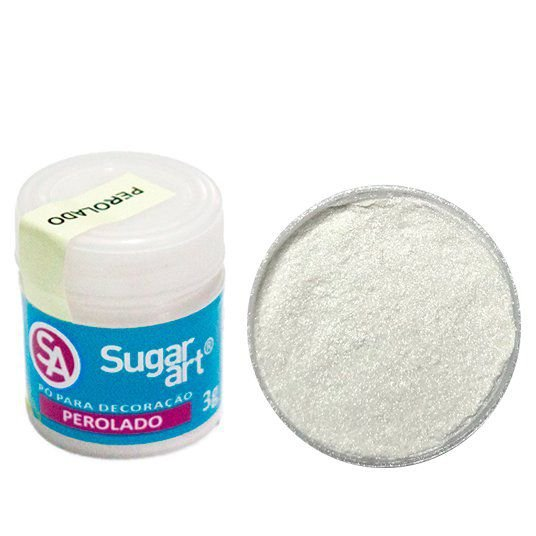 Pó Sugar Art Decoração Perolado 3g