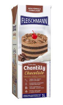 Chantilly Chocolate Fleischmann 1L