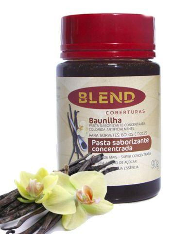 Pasta Saborizante Baunilha Blend 90g