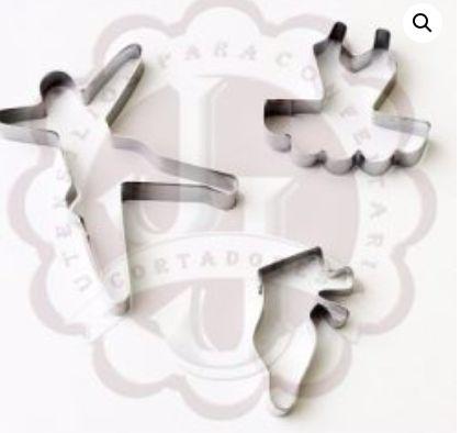 Cortador Metal Kit Bailarina 1