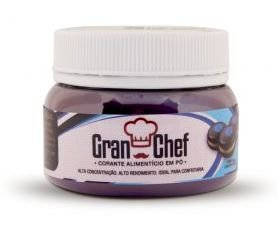 Corante Hidrossolúvel Azul Gran Chef 5g