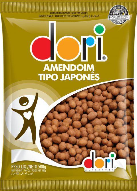 Amendoim Tipo Japonês Dori 500g