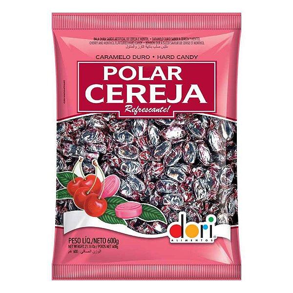 Bala Cereja Polar Dori 600g