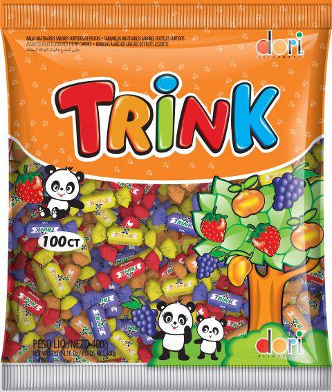 Bala Trink Frutas Dori 400g