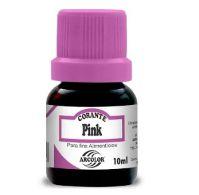 Corante Líquido Pink Arcolor 10g