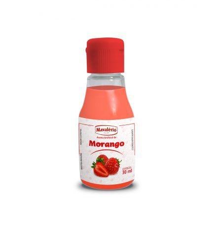 Aroma Artificial de Morango Mavalério 30ml