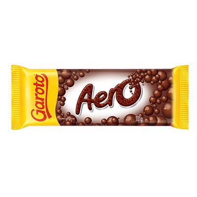 Chocolate Tablete Aero Garoto 101g