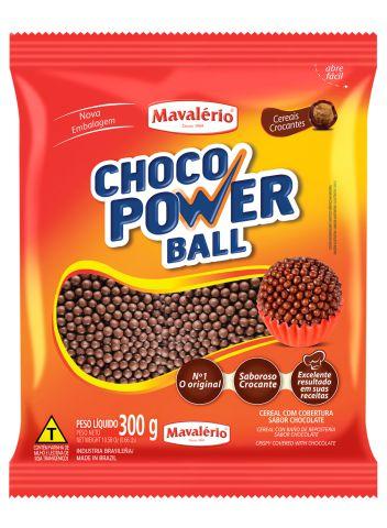 Choco Power Ball Micro Chocolate 300g