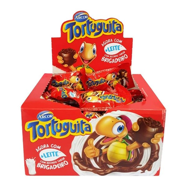 CHOCOLATE TORTUGUITA BRIGADEIRO 372g - ARCOR