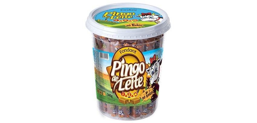 Doce Pingo de Leite Tradicional Jazam 500g
